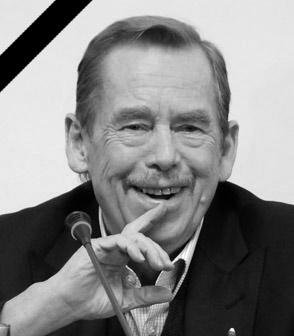 Václav Havel, autor fotogragie Ondřej Sláma